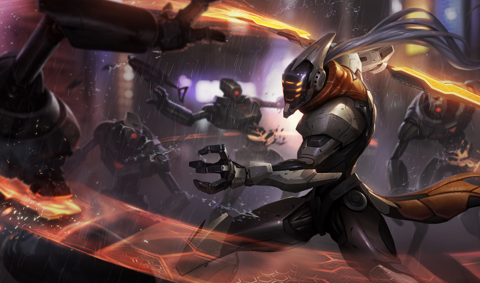 Project Master Yi Computer Wallpapers Desktop Backgrounds 1944x1147 Id 627081 Lol League Of Legends Lol Champions League Of Legends