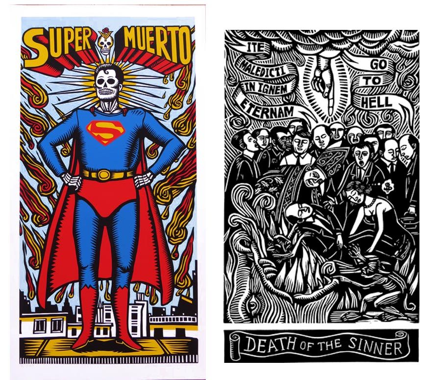 Artemio Rodríguez: el último artesano de la ilustración