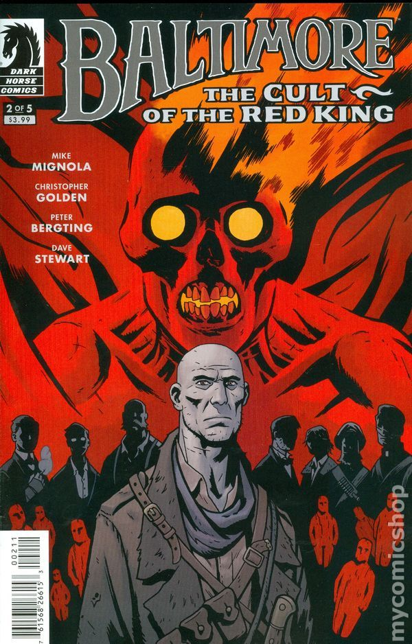 Baltimore Cult of the Red King (2015) 2