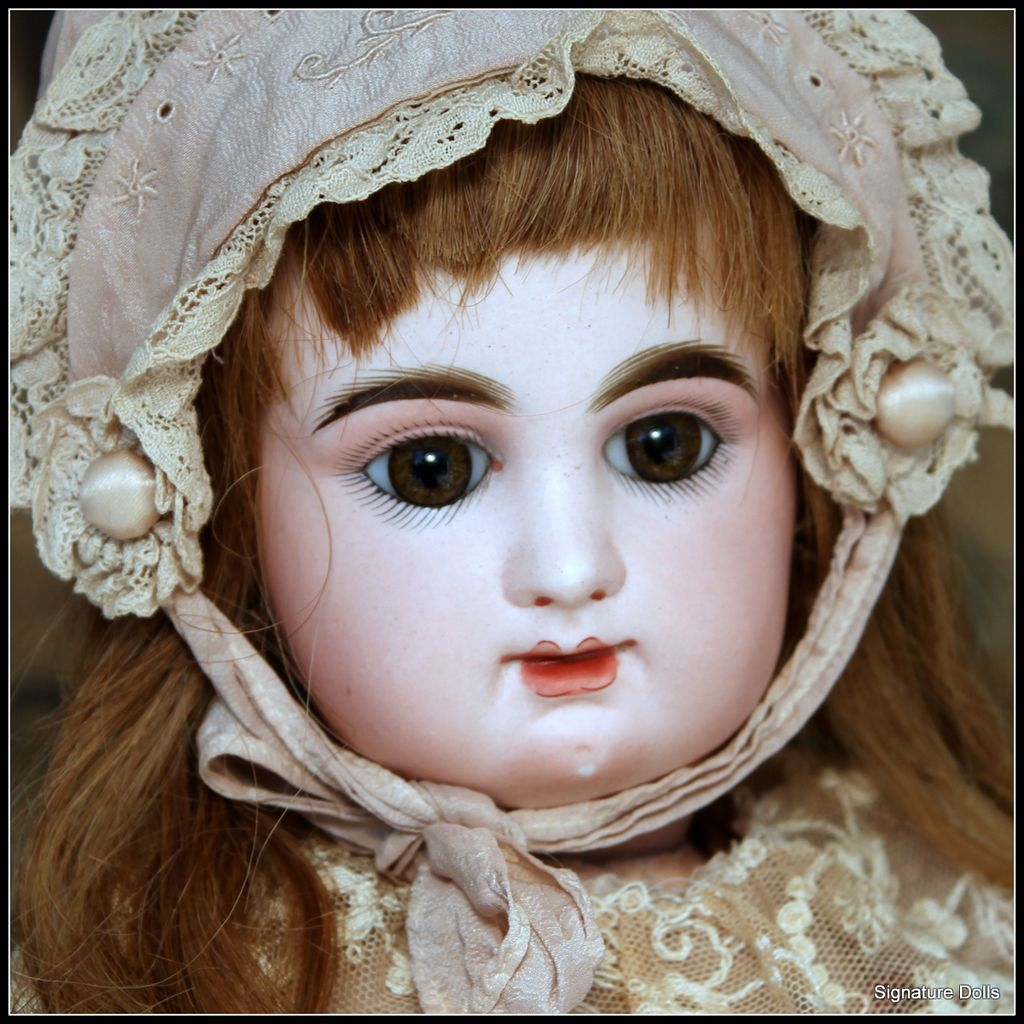 "19"" French Bisque Bebe by Rabery & Delphieu ~ Very Pretty!"