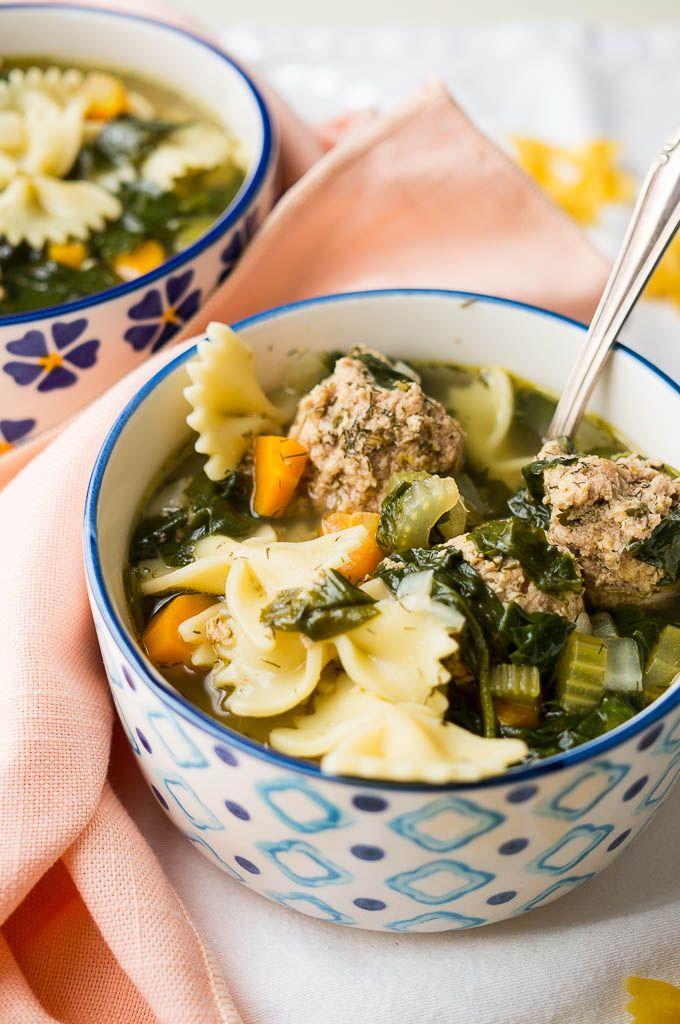 Pressure Cooker Italian Wedding Soup Recipe Pressure