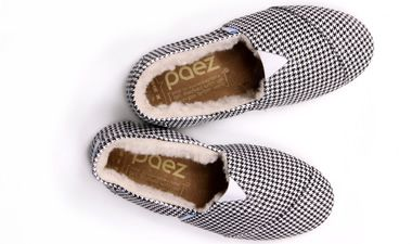 Now to invest in a pair of winter paez. I hope I'll be able to find a pair in Cape Town