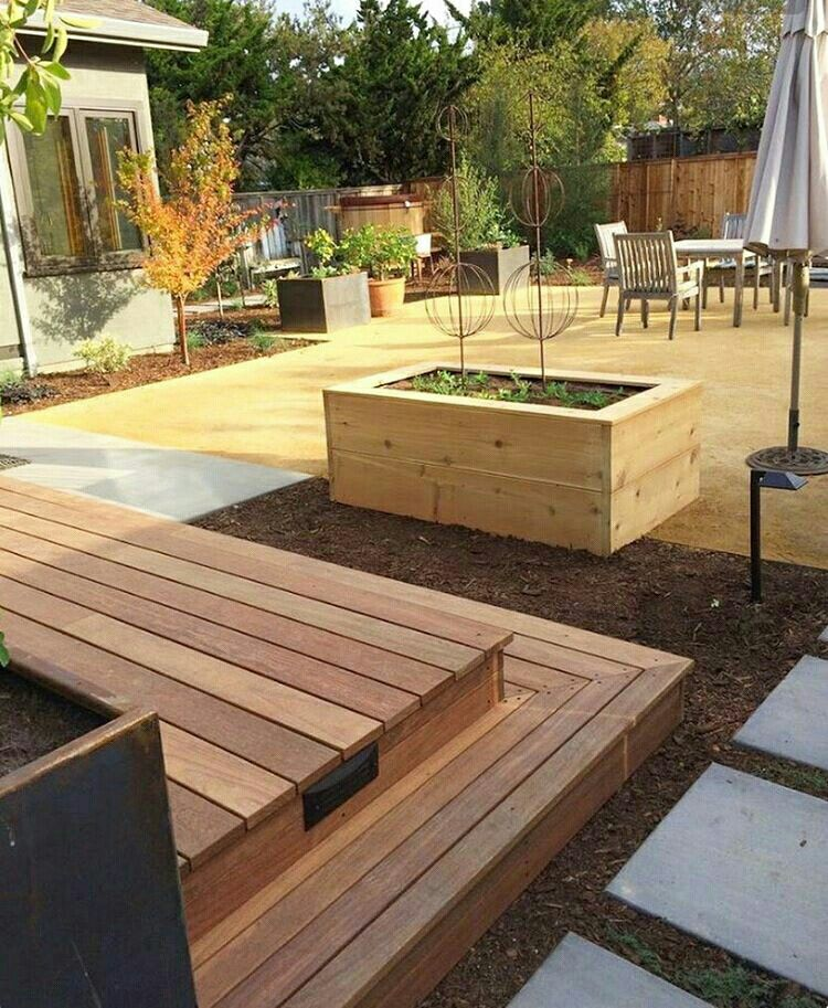 Pin by Jewell Carroll on Deck/Fence Ideas in 2019 ... on Decomposed Granite Backyard Ideas id=16388