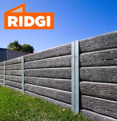 Ridgi Concrete Retaining Walls Bunnings Warehouse In 2020 Concrete Retaining Walls Concrete Sleeper Retaining Walls Retaining Wall