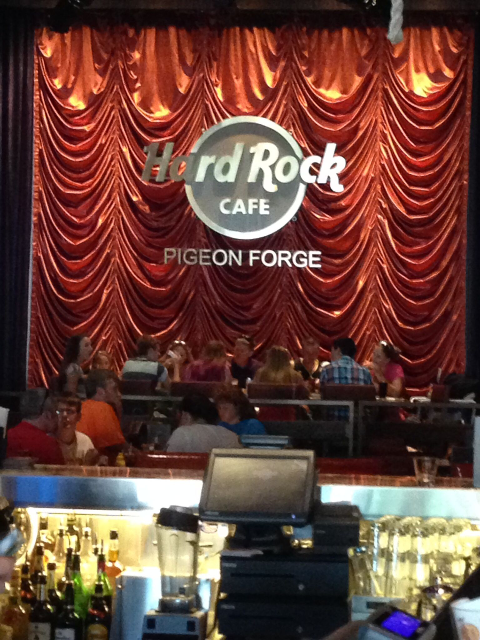 Hard Rock Cafe, Pigeon Forge, Tennessee | Places I Have Been | Pinterest