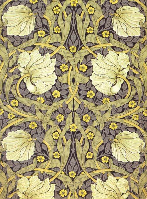 bordeaux1901 pimpernel wallpaper design william morris 1876 jugendstil pinterest. Black Bedroom Furniture Sets. Home Design Ideas