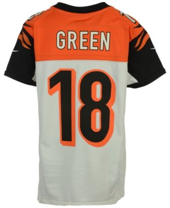 b4174d3a Nike A.j. Green Cincinnati Bengals Game Jersey, Big Boys (8-20) in ...