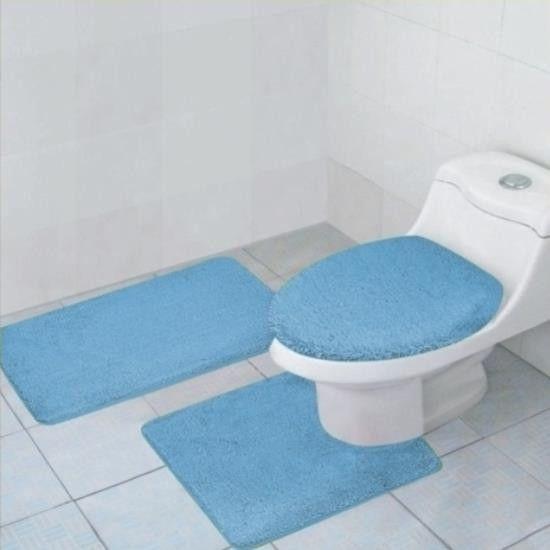 Hailey 3 Piece Bath Rub Set, Tub, Contour, Lid