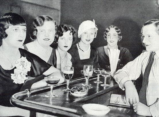 Gay clubs of the twenties