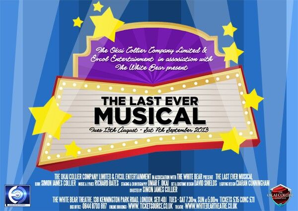 The Last Ever Musical poster