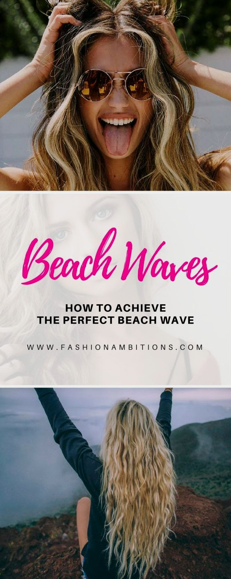 Pin By Coryjoec9nf On Hair In 2020 Perfect Beach Waves