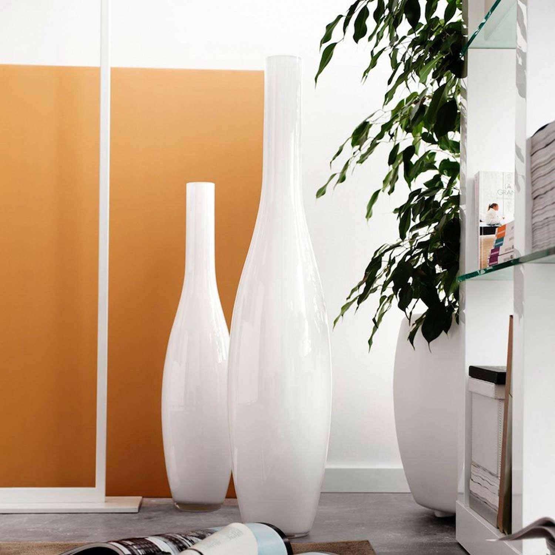 Jupiter White Vase (With images) Italian furniture