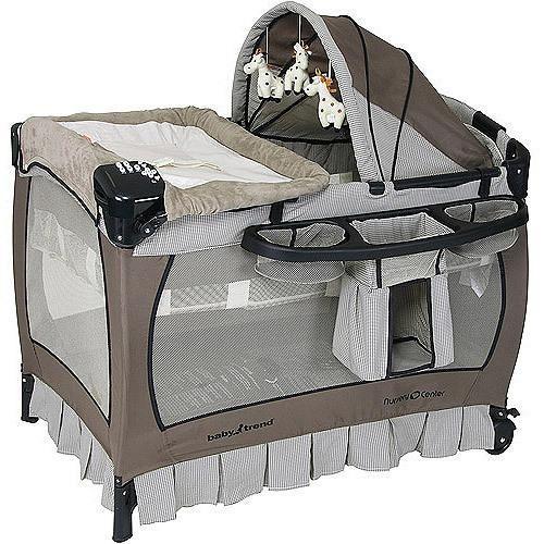 Giraffe Playard Baby Baby Trend New Baby Products
