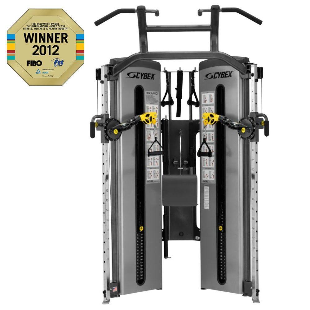 Cybex bravo advanced tall gym source at home gym