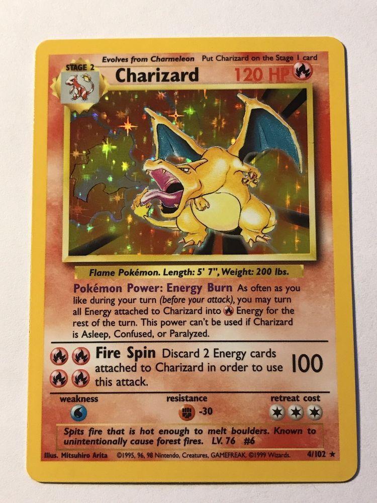 Base Set 2 Holo Pokemon Cards Charizard Blastoise Alakazam Mewtwo Raichu
