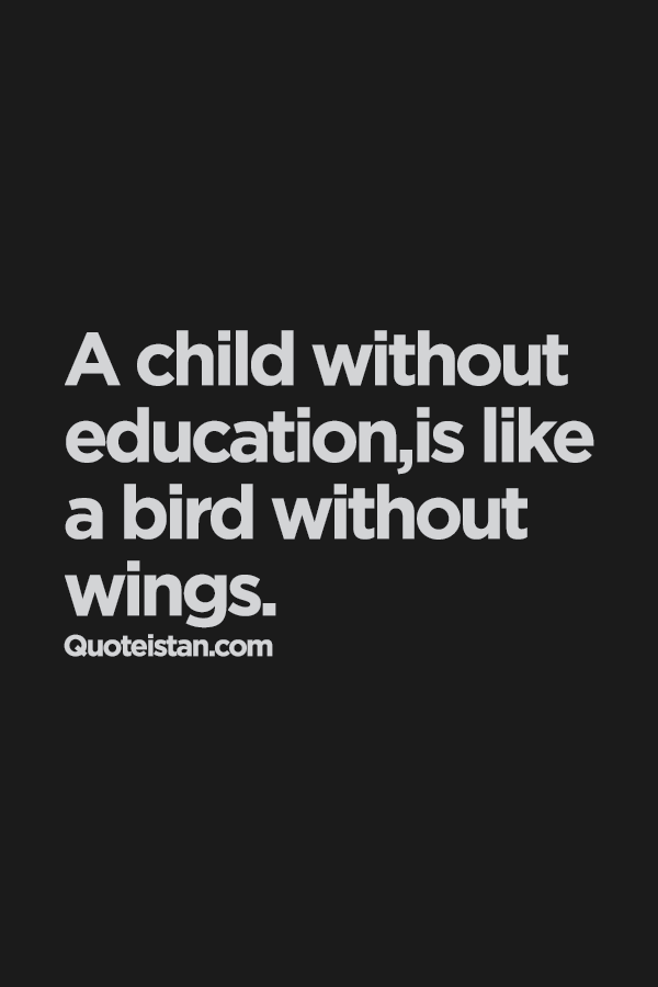 b138322019050c A child without  education