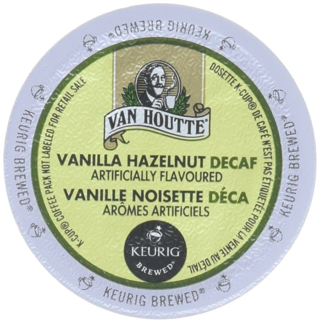 Van Houtte Decaf Flavored Coffee Hazelnut Decaf Light Roast Includes 48 K Cups For Ke With Images Chocolate Raspberry Light Roast Coffee Chocolate Truffles