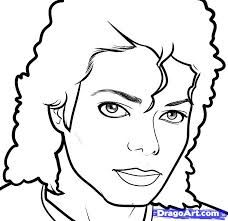 Easy Sketching Google Search Dessin Michael Jackson Jackson