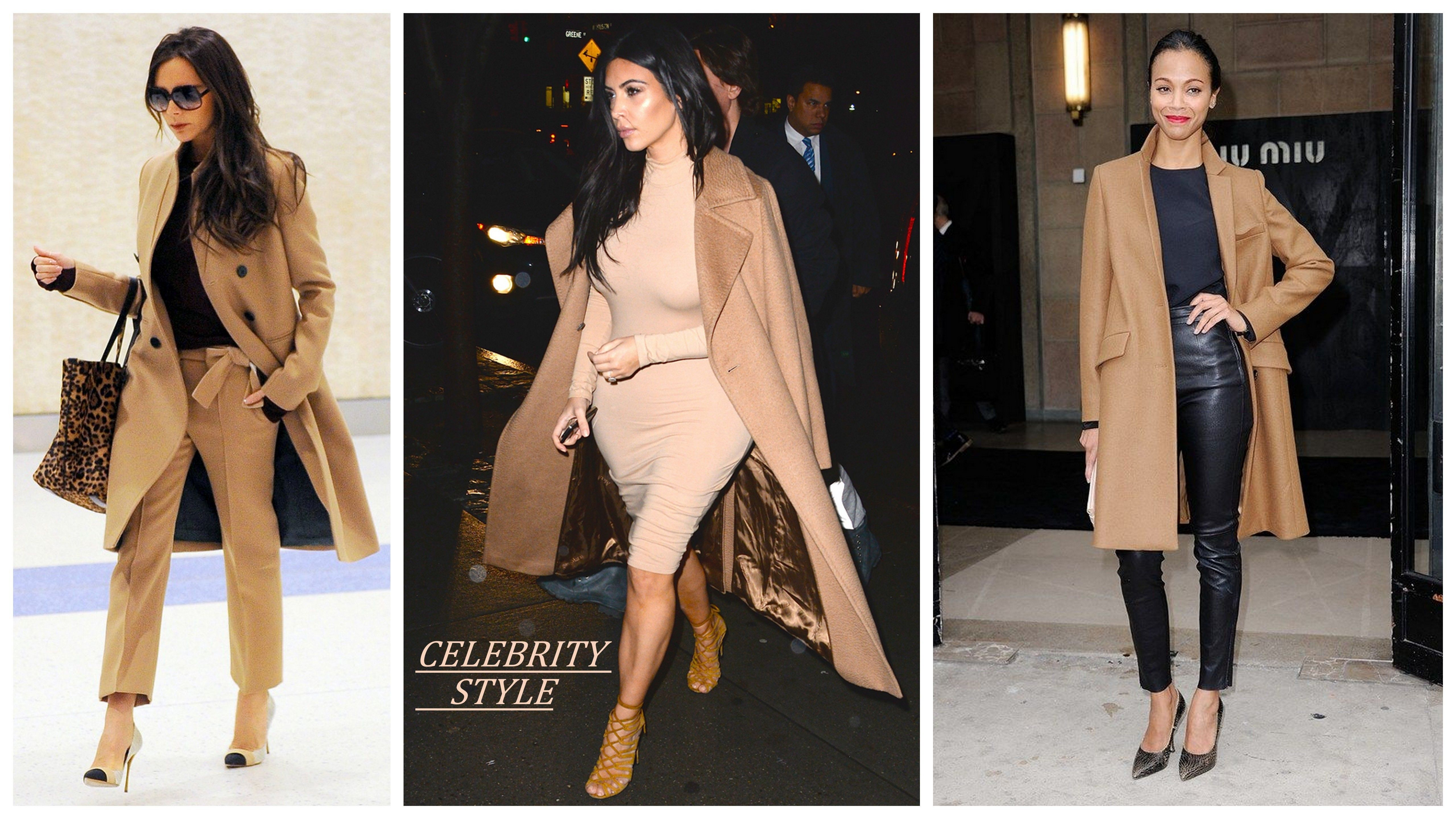 The 10 Best Winter Coats and Jackets Celebrities Are ...