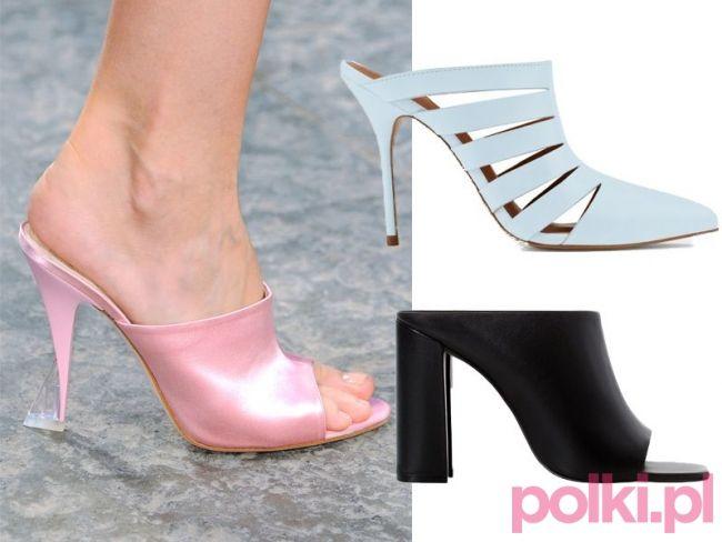 Modne Buty Trendy Wiosna Lato 2014 Shoes Spring Summer Stiletto Heels Spring Shoes