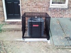 Thinking About Buying An Air Conditioner Cage Air Conditioner Ac Cover Cage