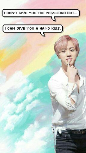 Bts Jin Kim Seokjin Sassy Lines Wallpaper Bts Wallpaper Bts Jin Bts Imagine