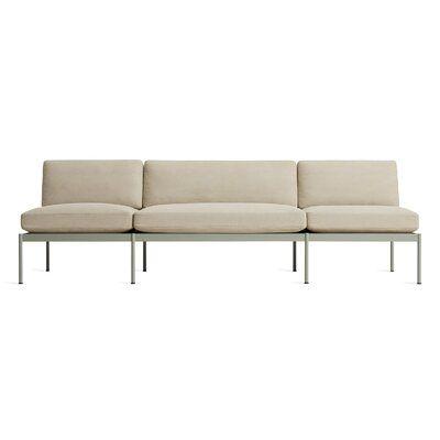 Blu Dot Chassis 103 Sofa Large Sofa Sofa Simple Sofa