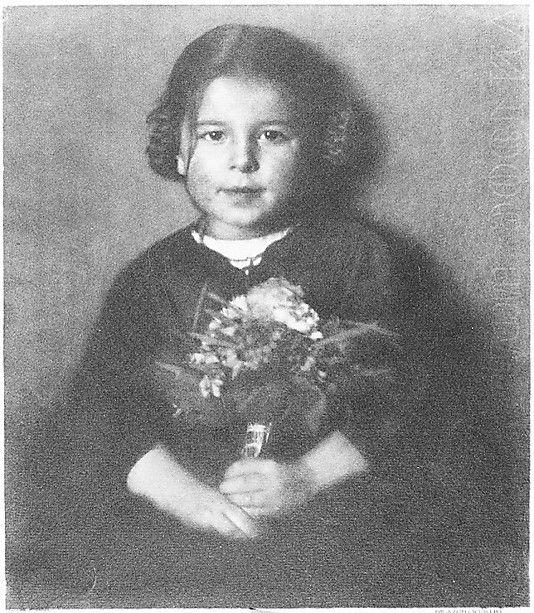 Lotte Kühn  Heinrich Kühn  (Austrian, born Germany, 1866–1944)  1910