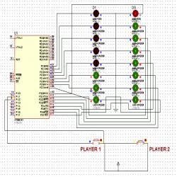 Glow All The Leds First Circuit Diagram Circuit Diagram Diy