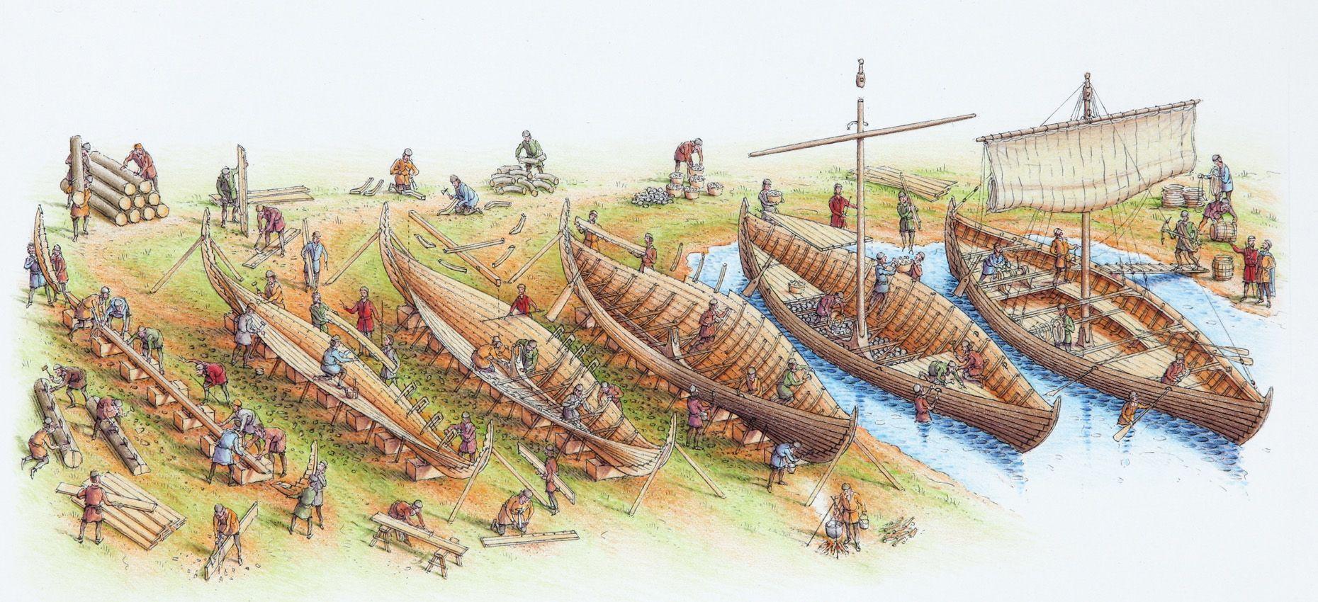 Vikings on Pinterest   Vikings, Viking Ship and Viking House ...