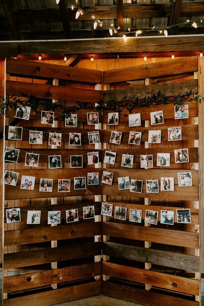 Diy Polaroid Picture Wall
