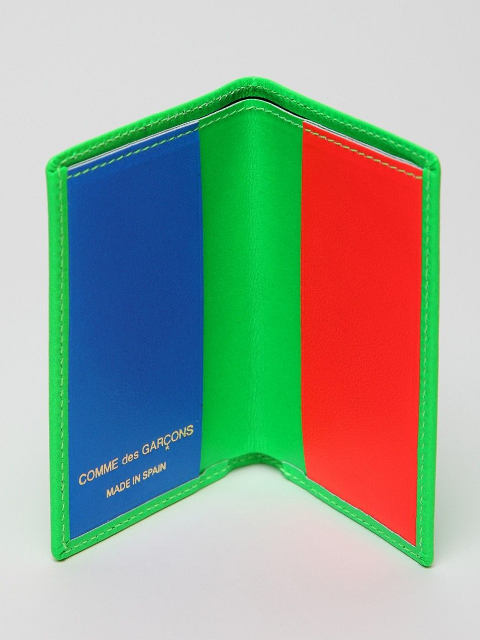 Super Fluo Card Wallet