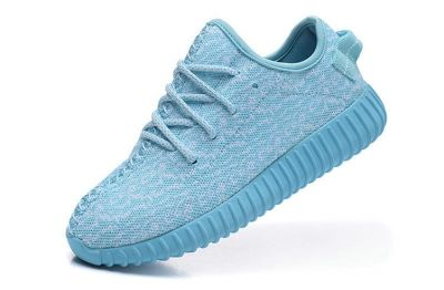 d0479e0834b4 WMNS 2018 Spring Summer Adidas Kanye West Yeezy Boost 350 Sport Teal  Glacier Ice Hyper Jade