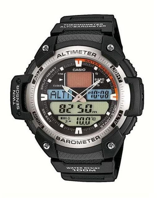 f8a283a162f0 Casio SGW-400H-1BV Men s Sport Gear Watch