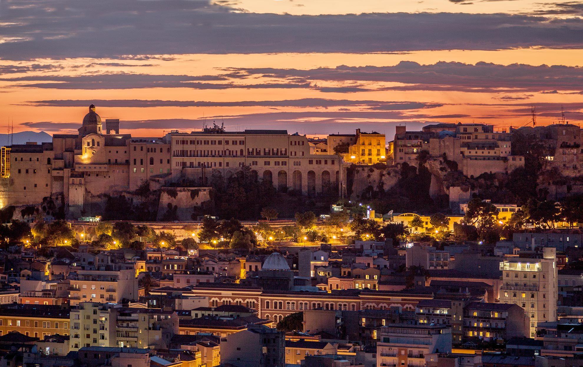 Cagliari - Il Castello