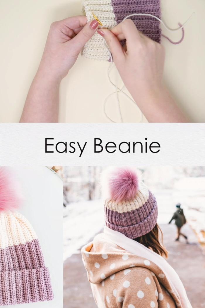 Photo of Dip Dye Hat – free crochet pattern & tutorial