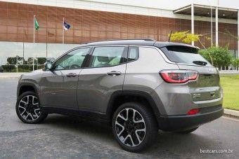 Jeep Compass 2018 Ganha Versao Limited Diesel E Mais Jeep