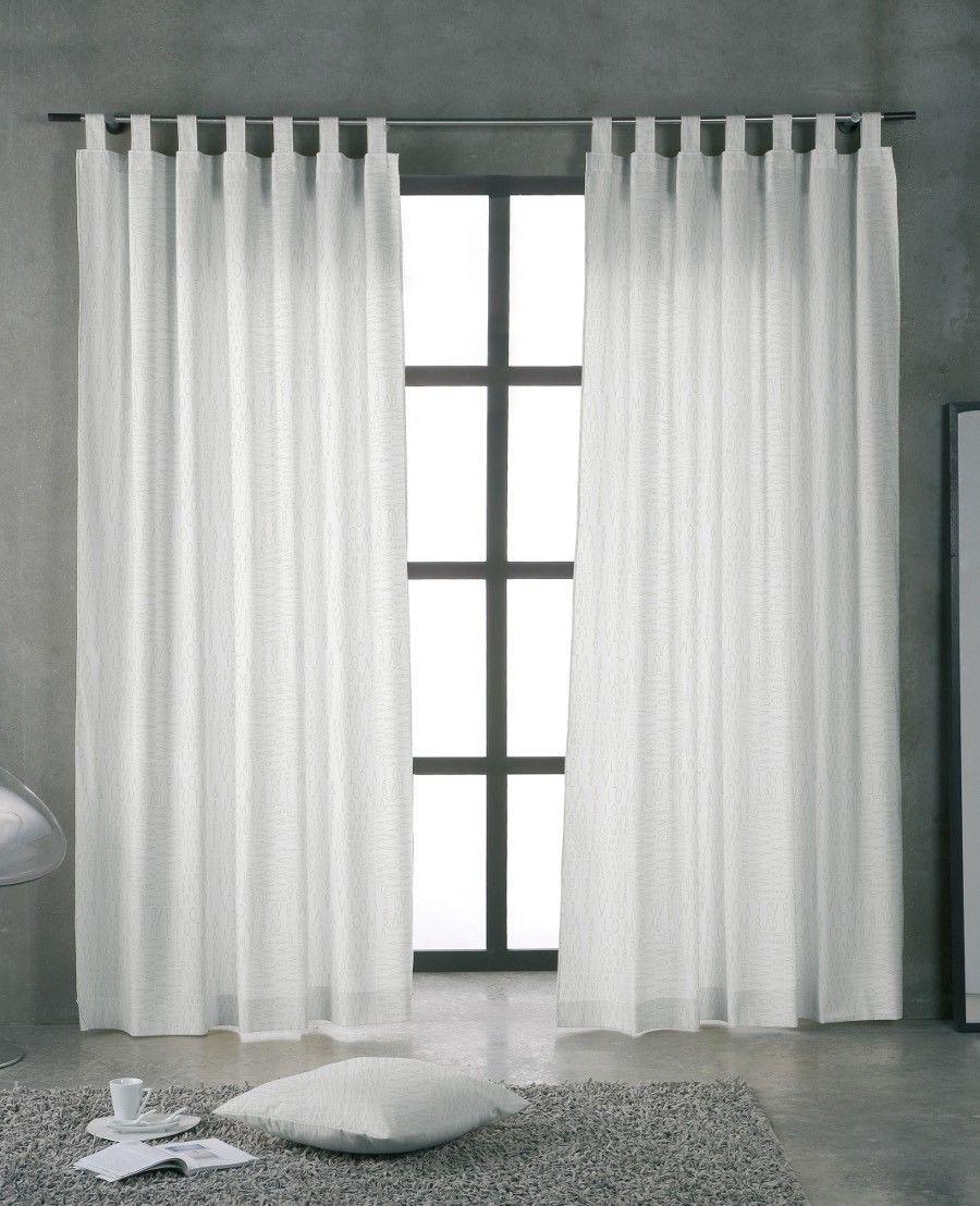 Cortinas de jareta | cortinas | Pinterest | Cortinas, Decoración y ...