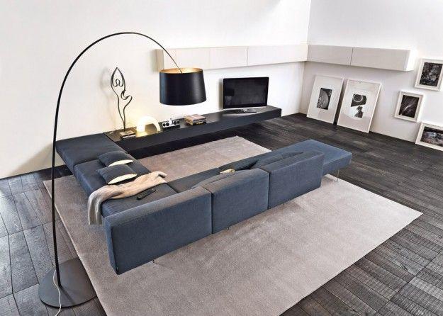 Divani angolari per la casa divani couch divani for Mobili sala angolari