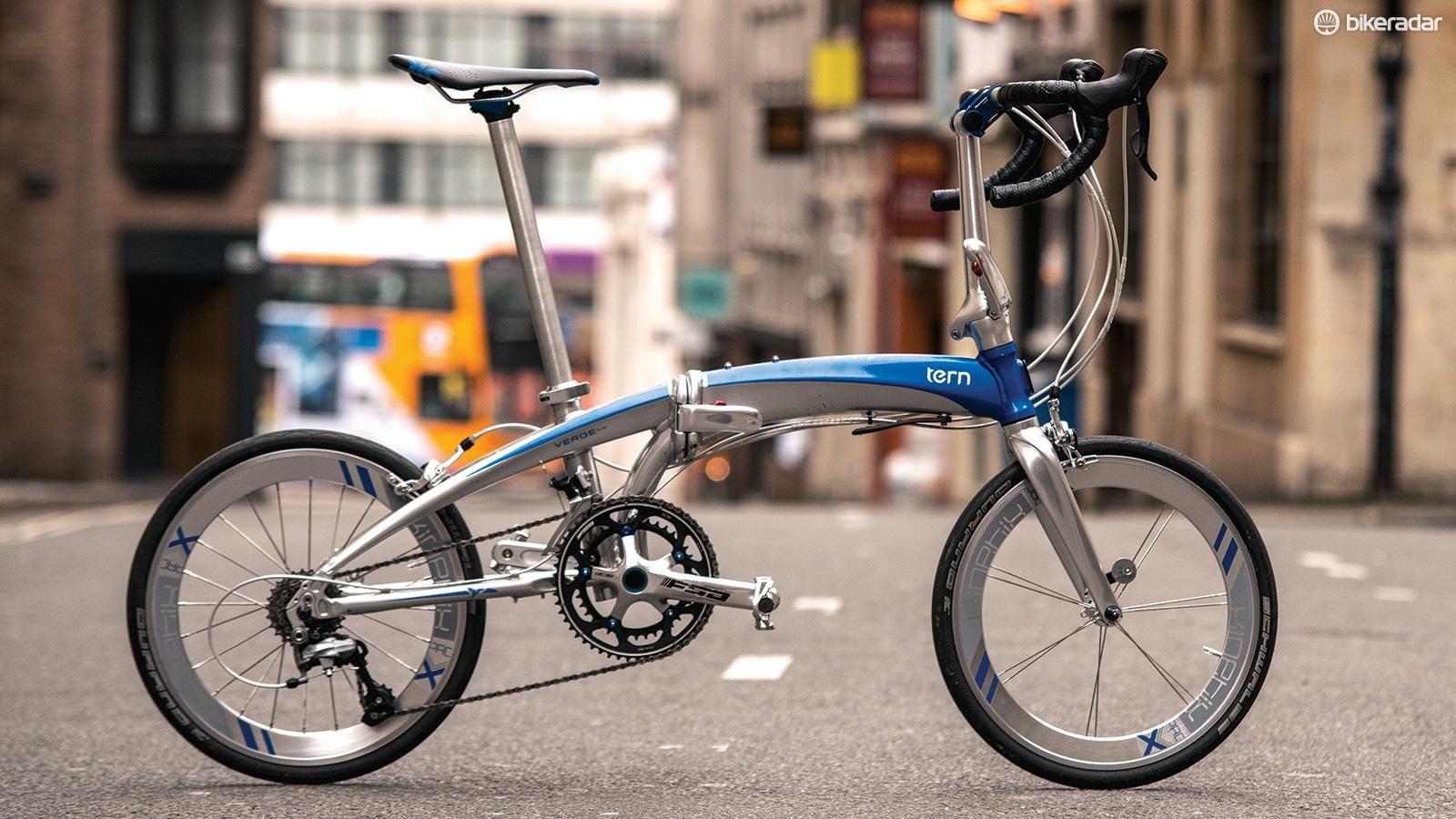 Pin Di Folding Bike