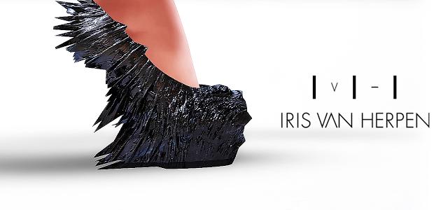 MA$ims4 : Iris Van Herpen Runway Pumps