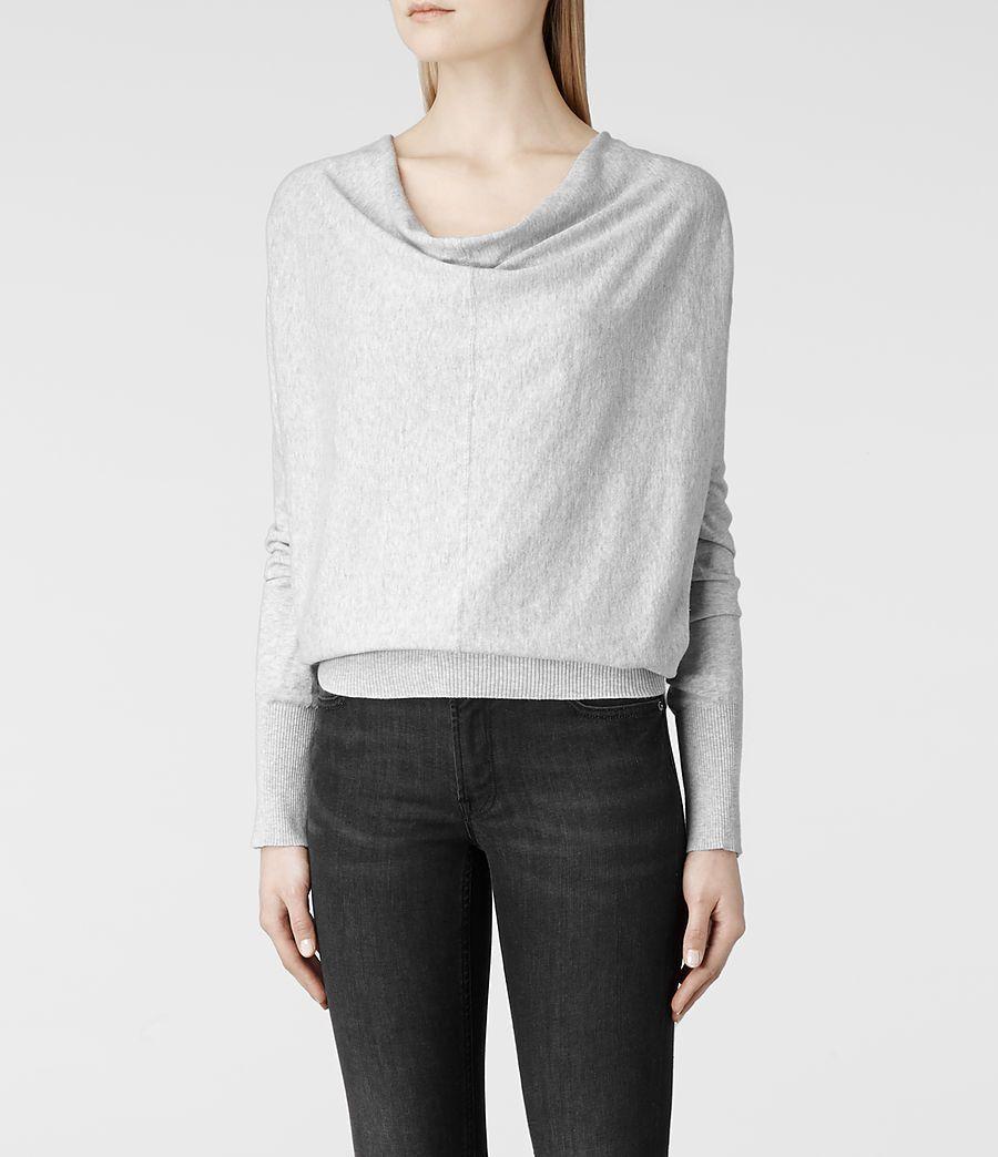 AllSaints Elgar Cowl Neck | Womens Sweaters | My Style | Pinterest ...