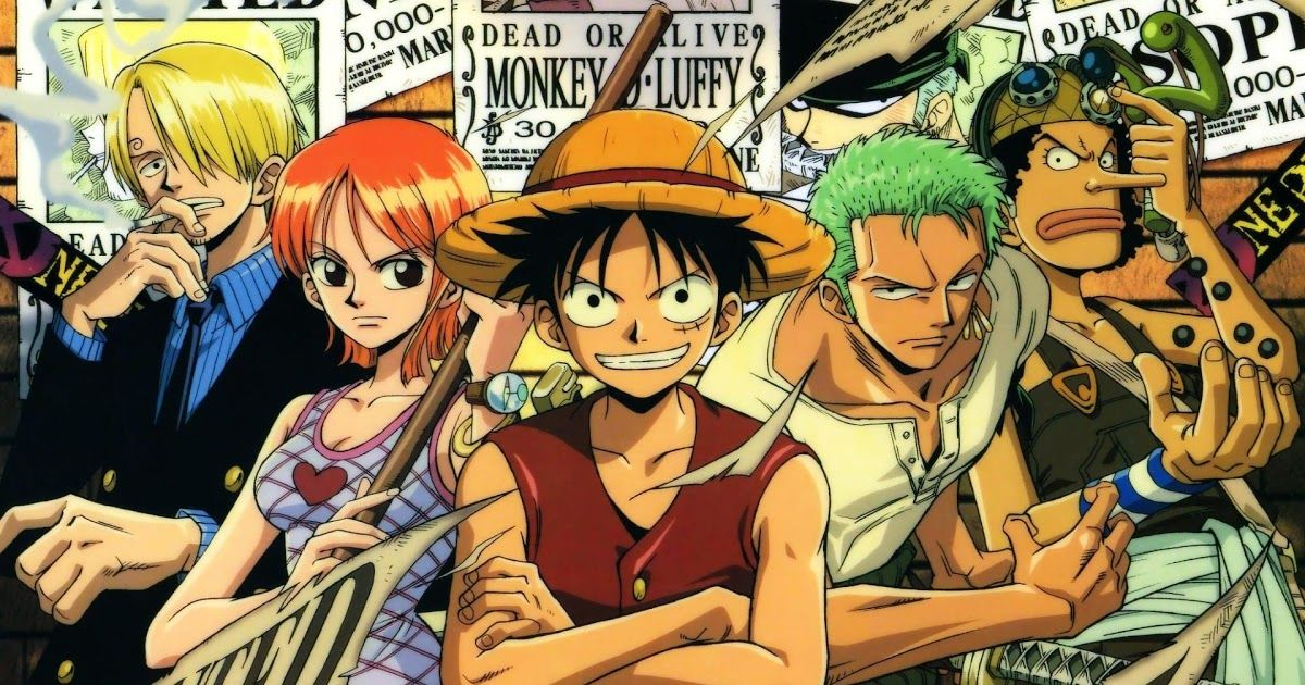 32 Anime Wallpaper One Piece New World 82 One Pieces Wallpapers On Wallpaperplay Download Home Decor Kid In 2020 One Piece Episodes One Piece Anime One Piece Crew