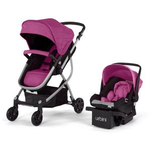 Urbini Omni 3 In 1 Travel System Viola Travel Systems For Baby
