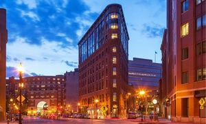 Groupon Stay At The Boxer Hotel In Boston Ma Deal
