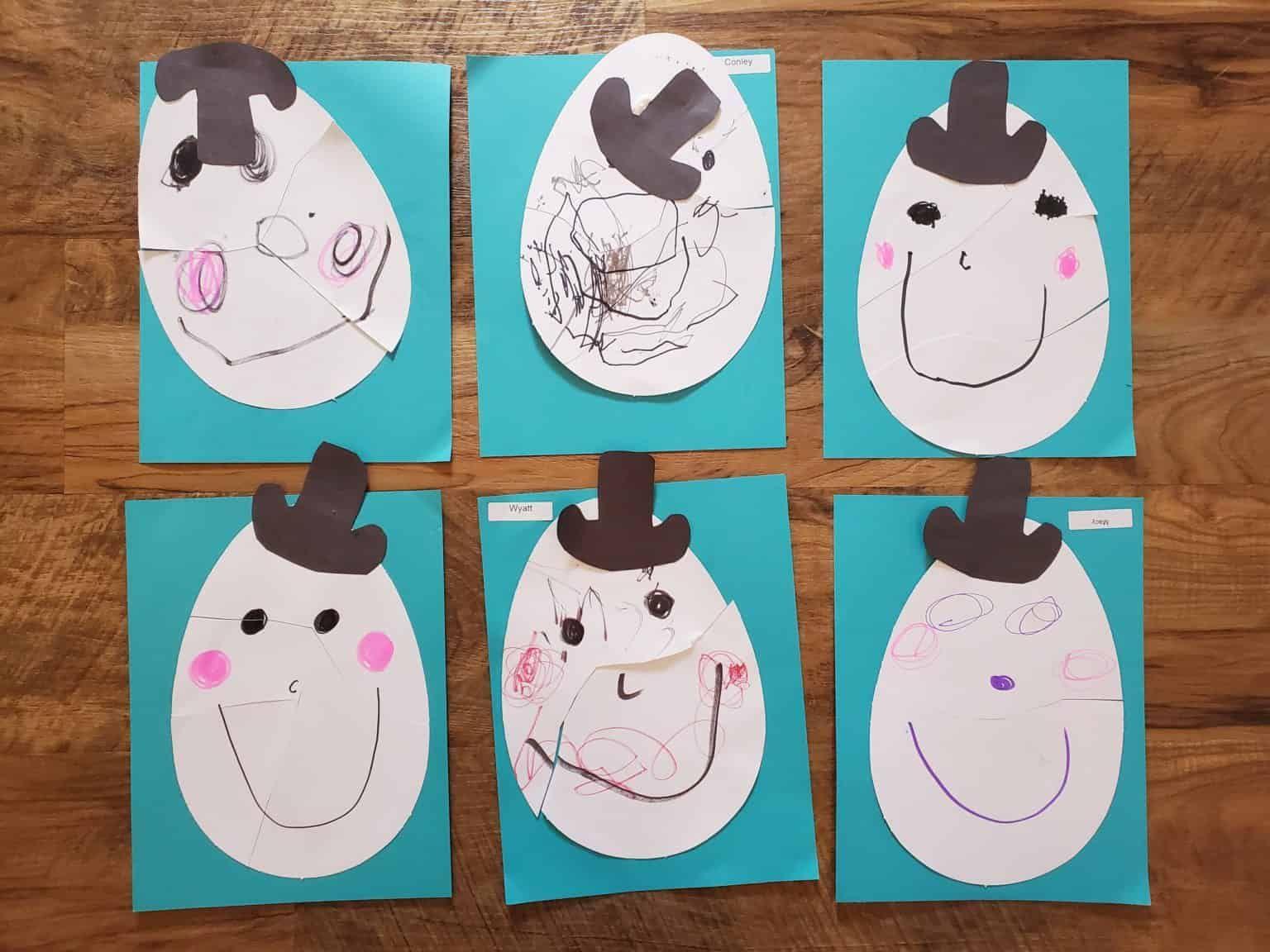 Humpty Dumpty Preschool Activities Share Amp Remember