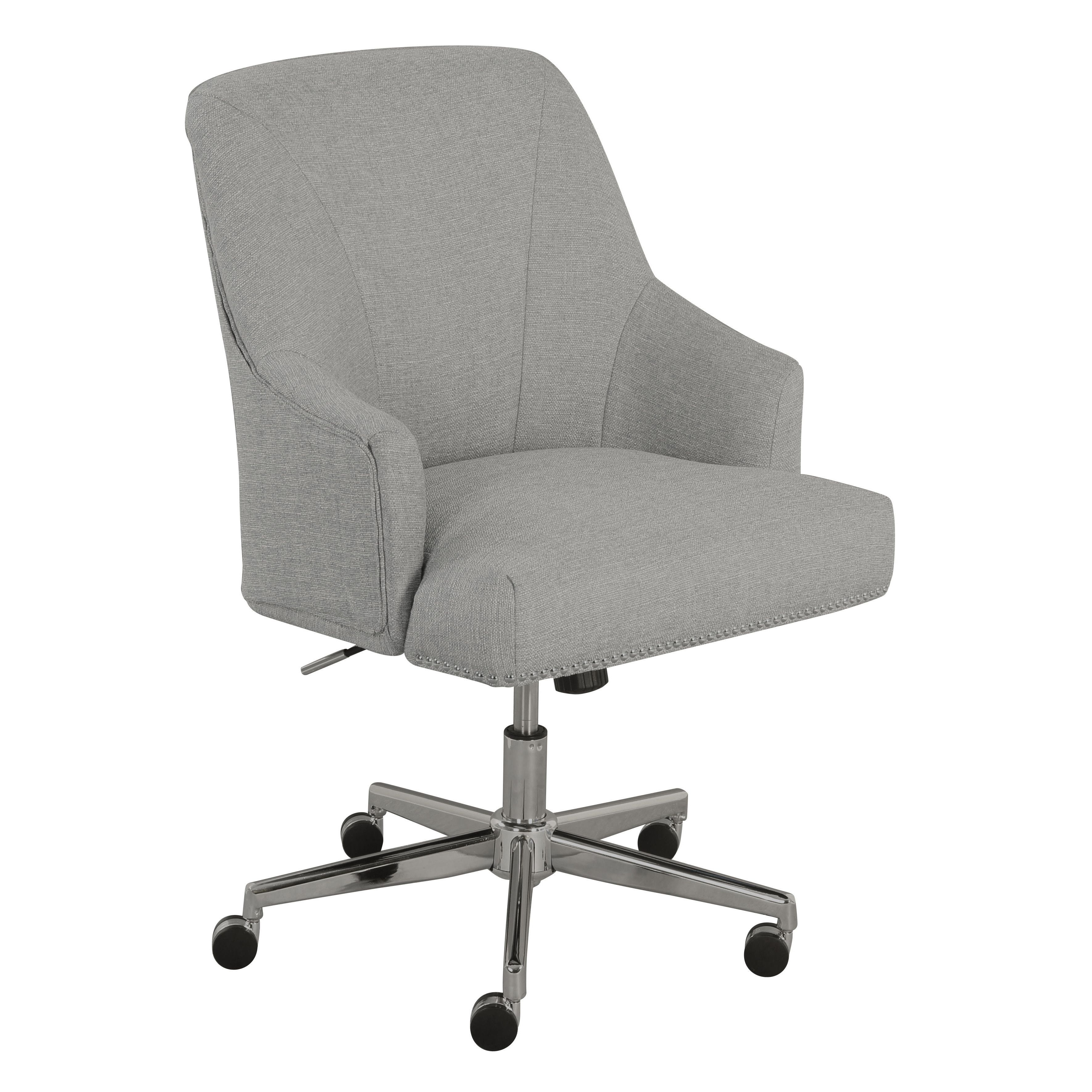 Serta at Home Serta Leighton Mid Back Desk Chair & Reviews