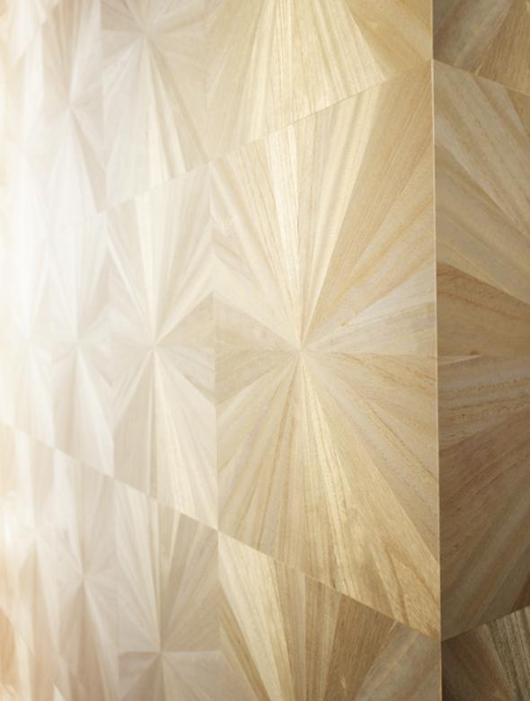 Maya Romanoff Wood Veneer Wood Wallpaper Wall Treatments