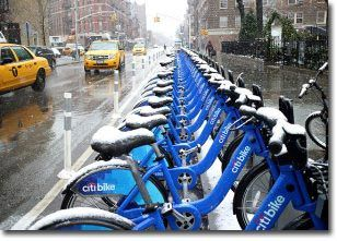 2013: The Year Bike Sharing Came of Age (USA)
