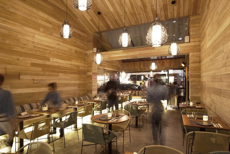Restaurante Tanit | Galeria da Arquitetura